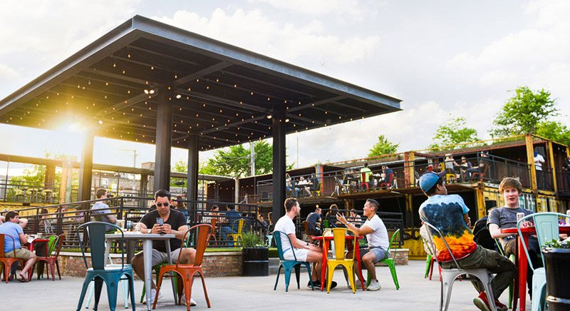 Reservations for Recess Patio and Indoor Dining